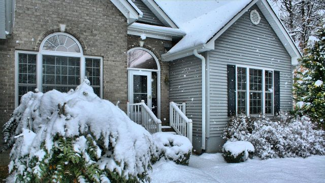 winter home maintenance tips